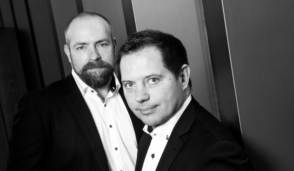 """Zwei """"Alte Hasen"""" der Hotellerie: Dominik Junold und Christian Bär"""